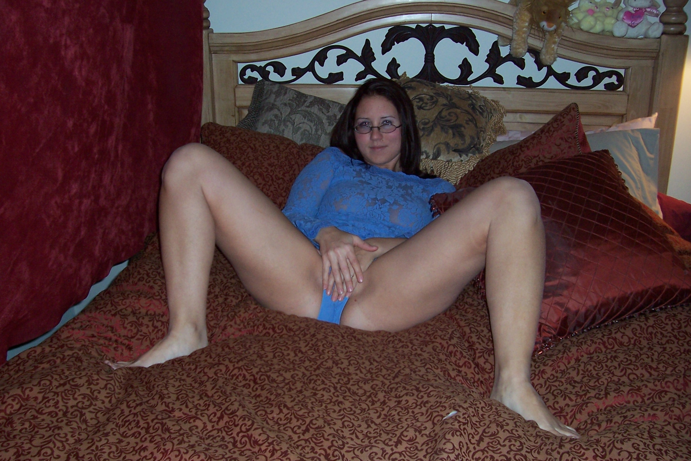 Amateur wives posing nude consider, that